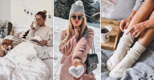15 Cosas que puedes hacer para sobrevivir al frío y crudo invierno
