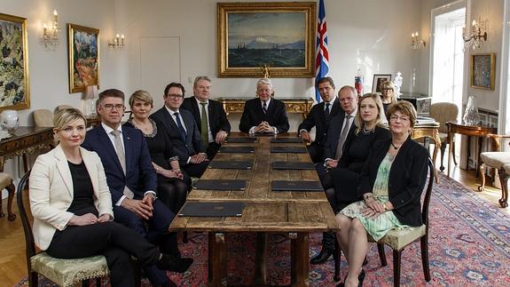 islandia-parlamento