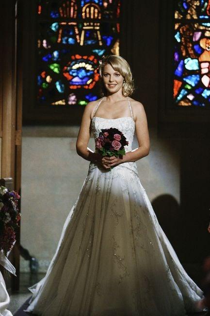 izzie stevens greys vestido de novia