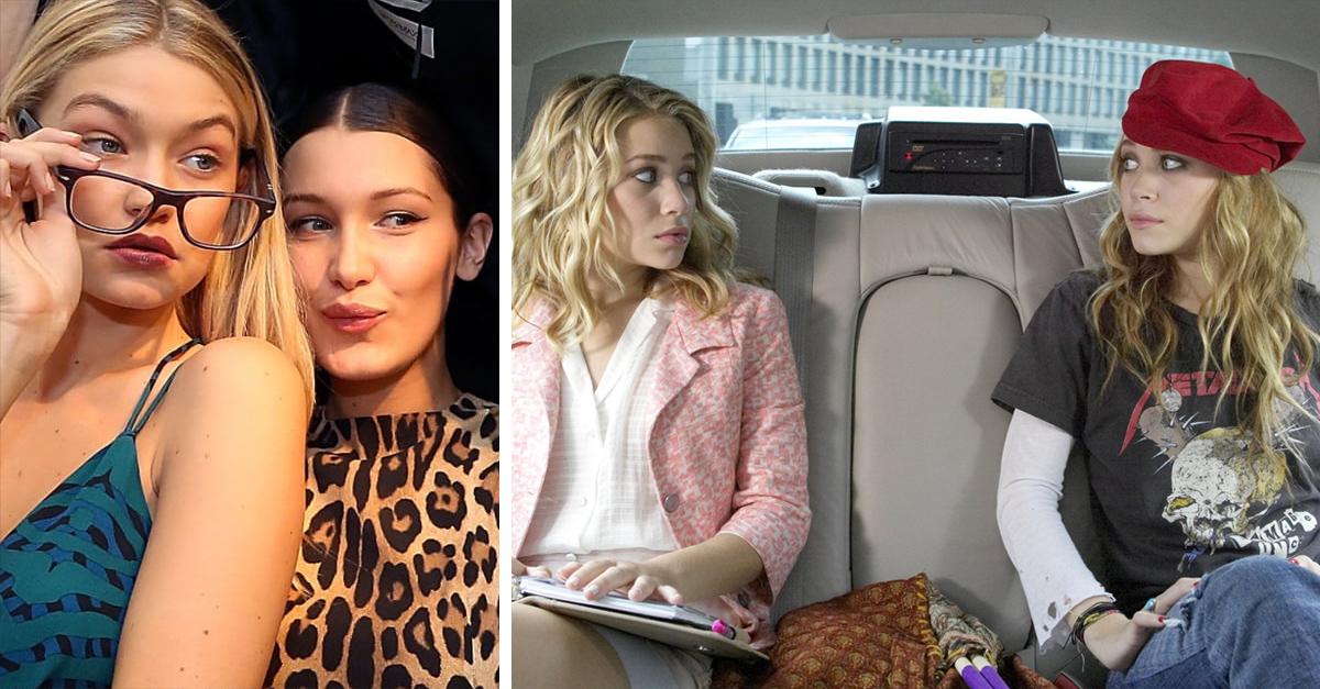 Lecciones de moda que solo aprendieron las chicas que tienen hermanas