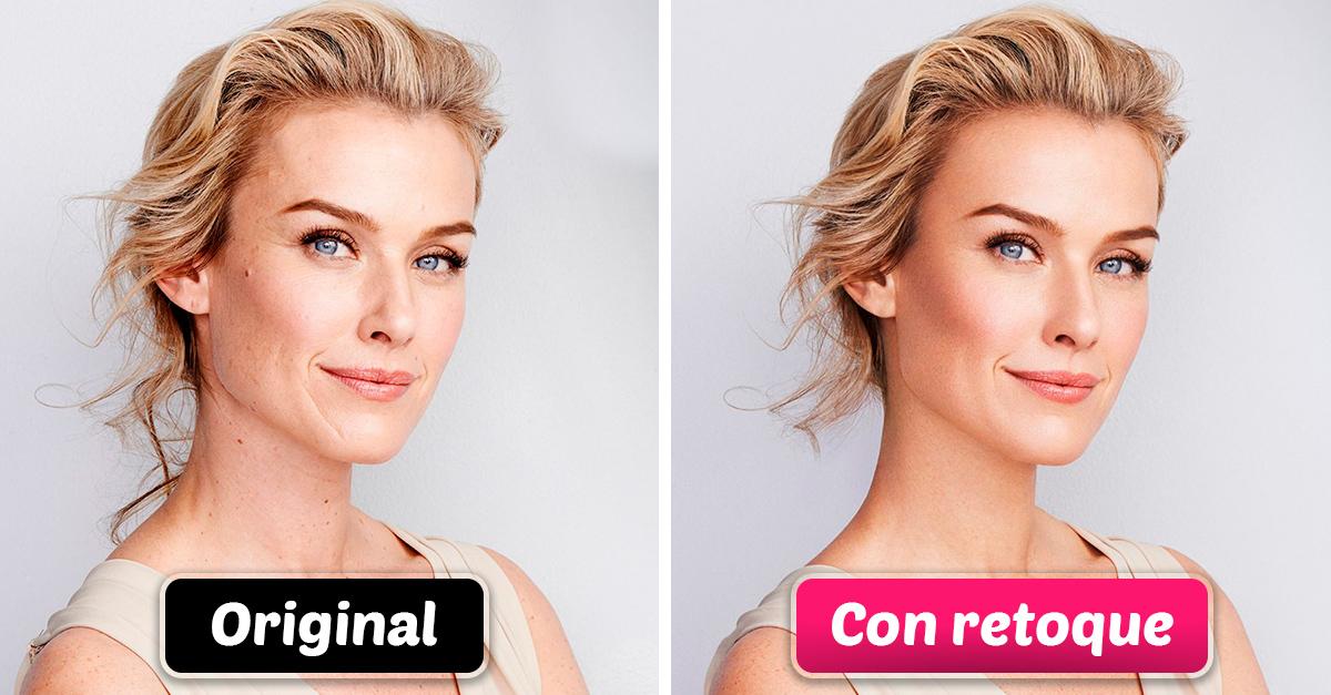 Importante marca de belleza prohíbe utilizar Photoshop en las modelos de sus productos