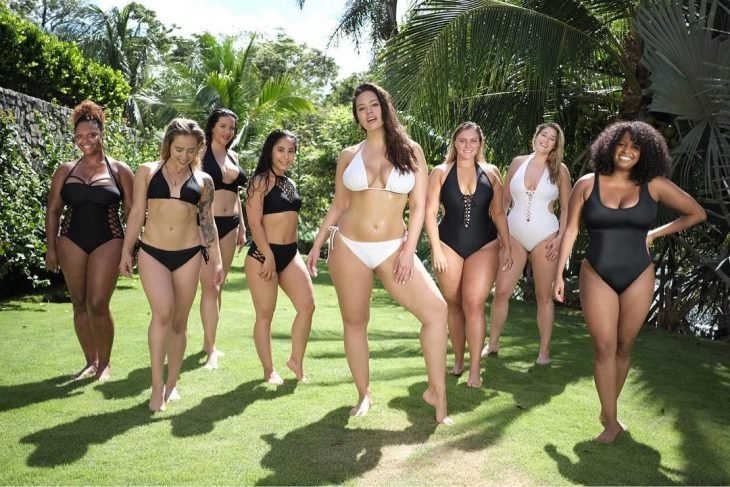 ashley graham and friends