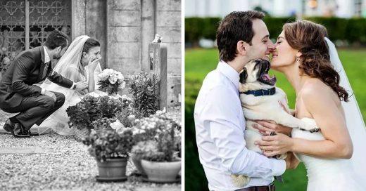 Han revelado las mejores fotografías de bodas del 2017