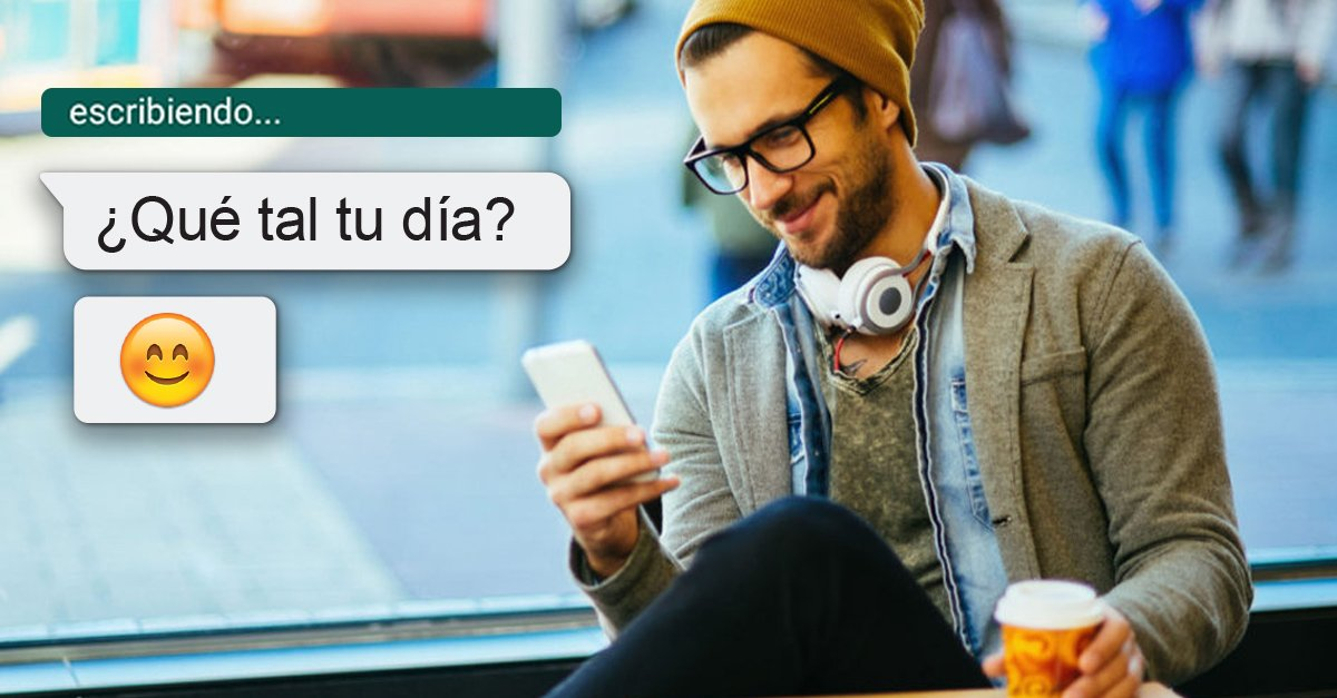 Estos son los tipos de mensajes que enamoran a los chicos; es momento de reiniciar tu Whats App