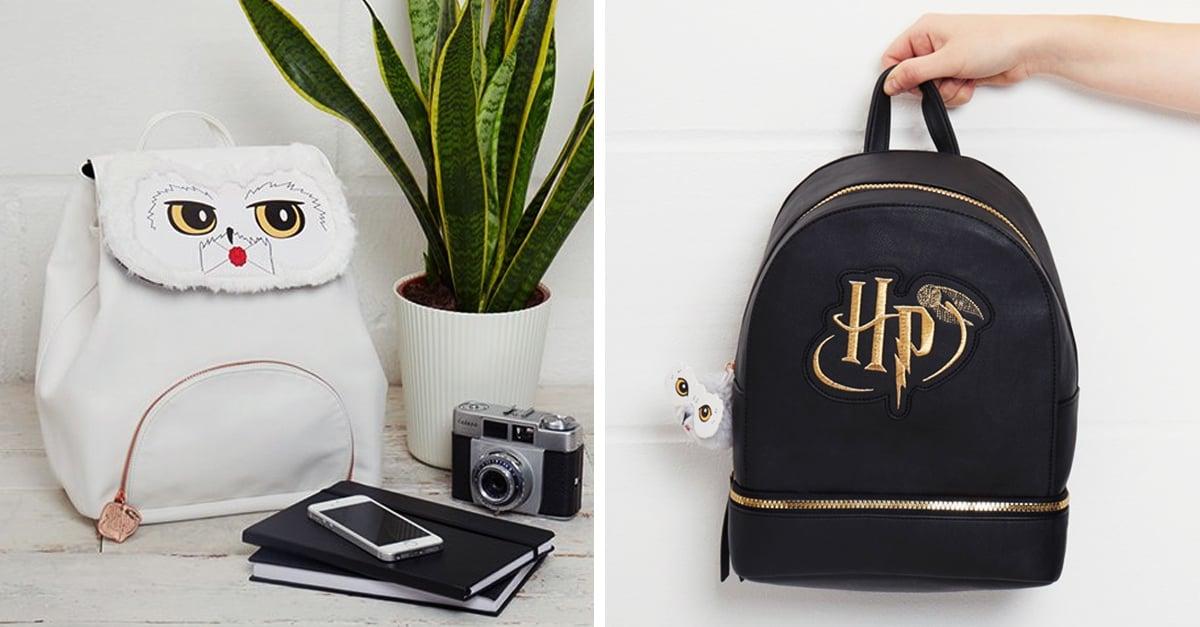 Será inevitable no sentirte atraía a estas mochilas de Harry Potter