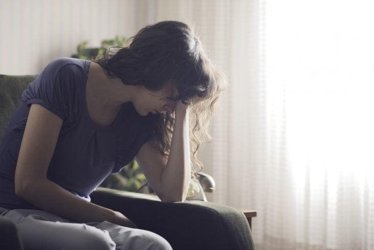 mujeres menstruan temprano