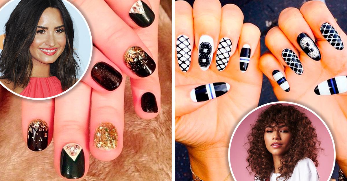 15 Instagram de celebridades que van a inspirar tu próxima manicura
