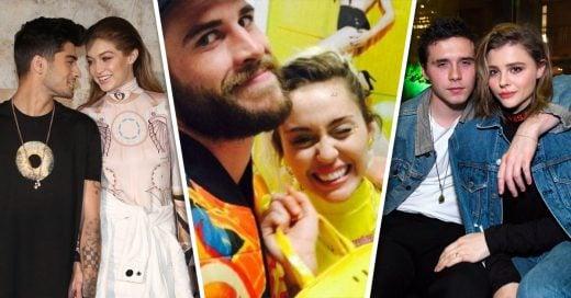 13 Parejas que se han vuelto nuestro objetivo en una relación; su amor es increíble