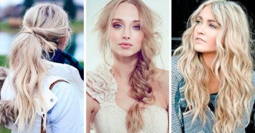 12 peinados para lucir un cabello al natural