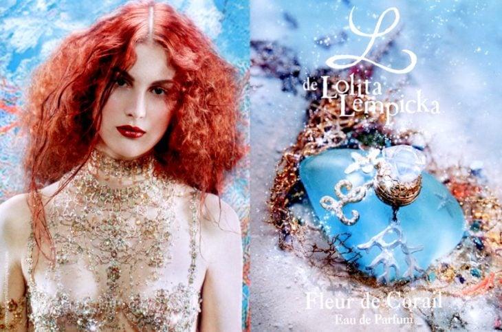 fleur de corail de lolita lempicka