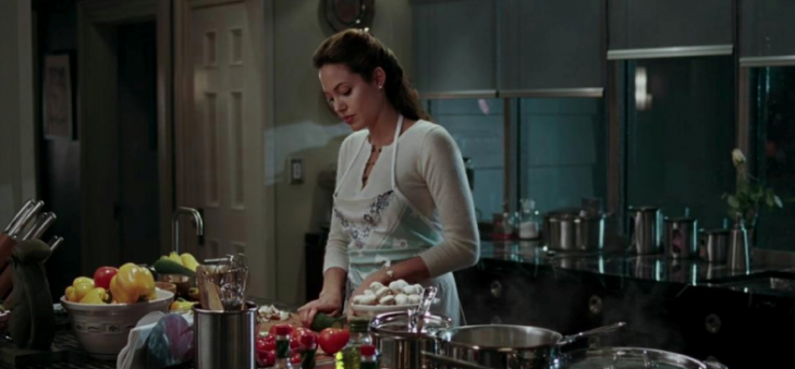 te esfuerzas en cocinar