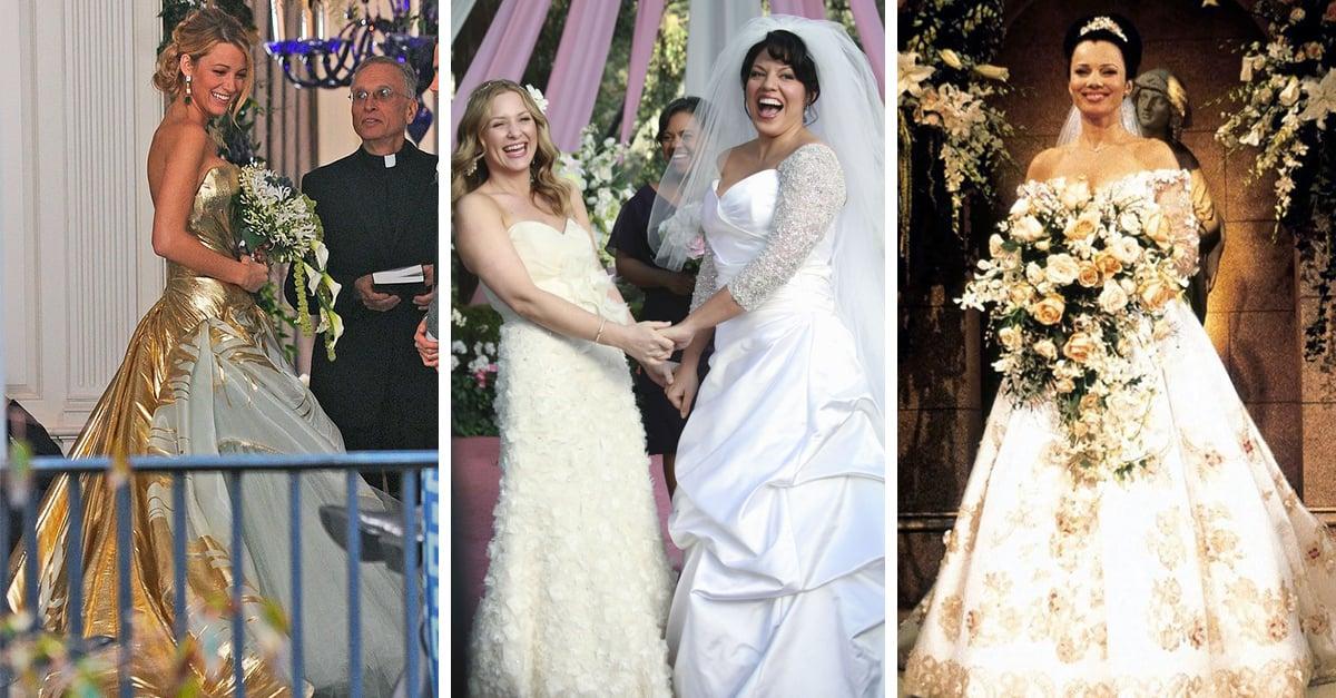 114632b3d 20 Vestidos de novia de tus series de televisión favoritas