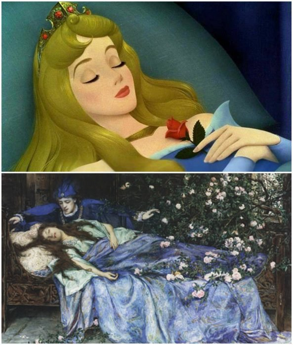 Aurora la bella durmiente