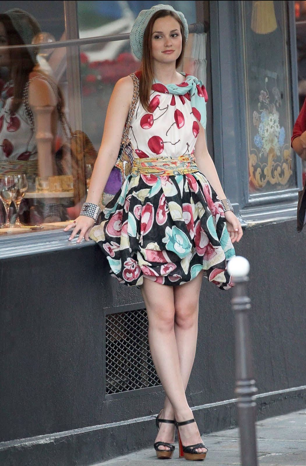 Fashion in gossip girl 36