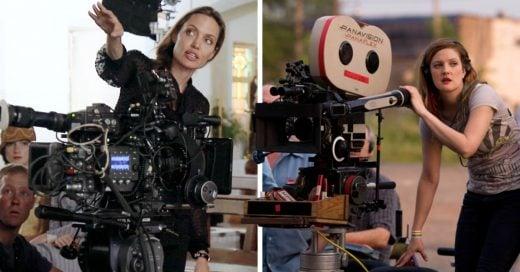 10 Actrices que se han convertido en directoras de cine