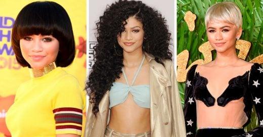 15 Mejores estilos de cabello de Zendaya