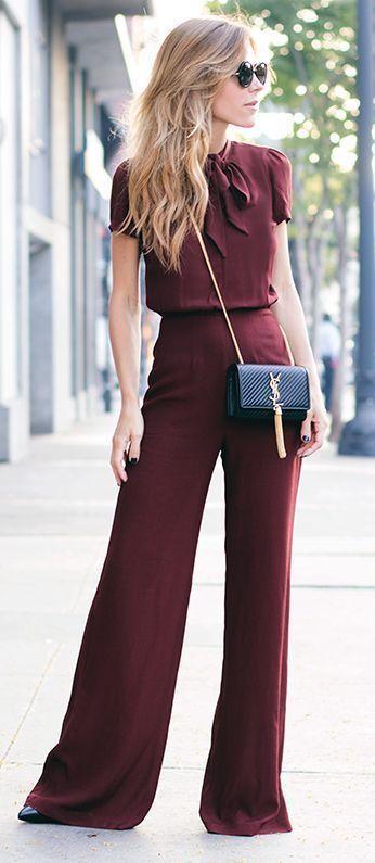15 Outfits Para Presumir Tus Pantalones Acampanados