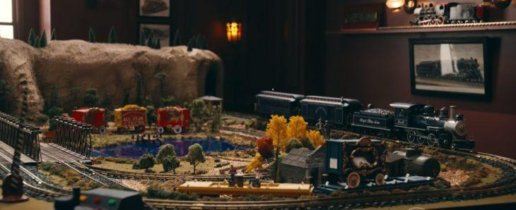 Parodia de la película 50 sombras de grey hecha por James corden y Jamie Dornan