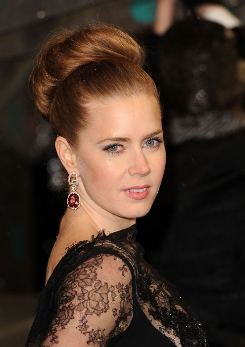 Amy Adams moño