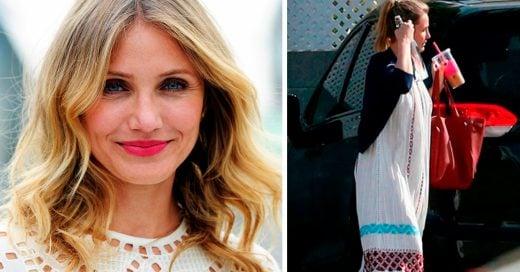 Cameron Diaz podría estar esperando a su primer hijo; parece que la actriz cambio de opinión