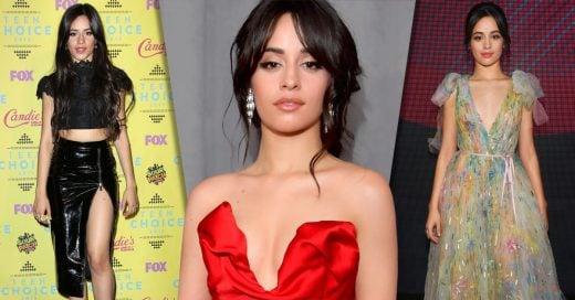 15 Looks de Camila Cabello que demuestran su evolución de estilo
