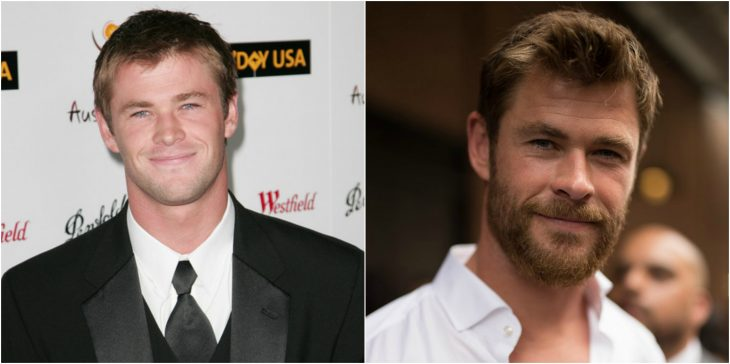 Chris Hemsworth 2008-2018