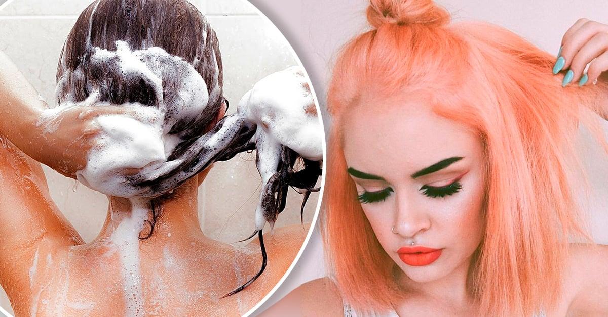 Cómo mantener el tinte de tu cabello por más tiempo; luce un cabello lleno de color