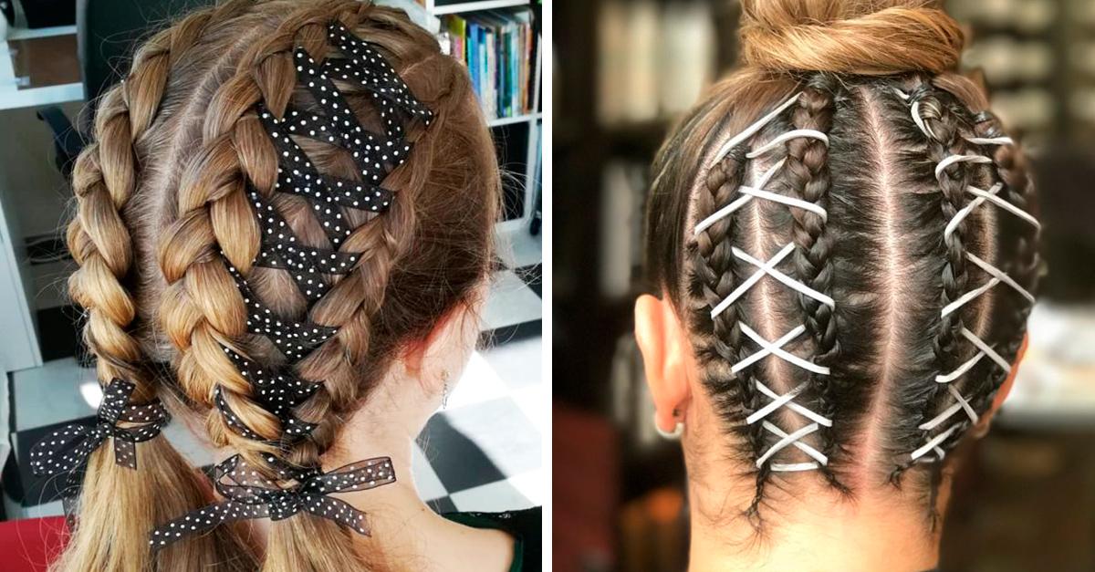 Corset braids, una nueva forma de hacer trenzas