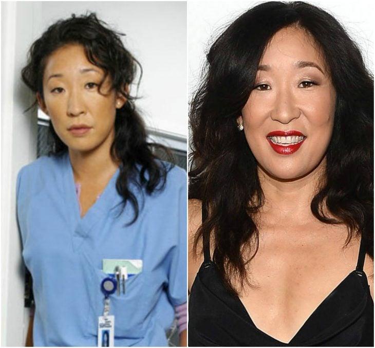Cristina Yang - Sandra Oh