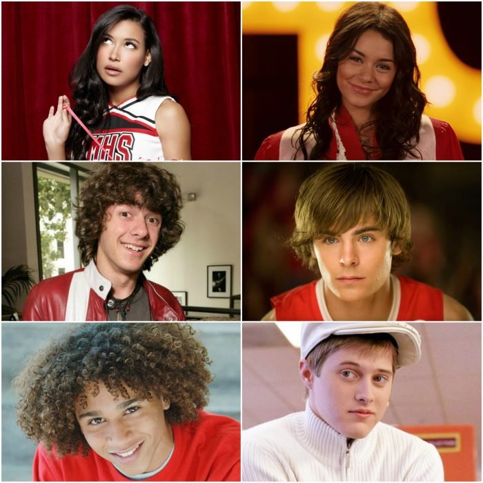 elenco se High School Musical