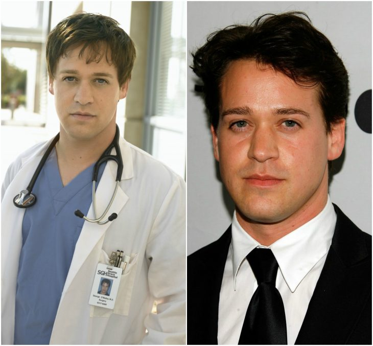 George O'Malley - T.R. Knight