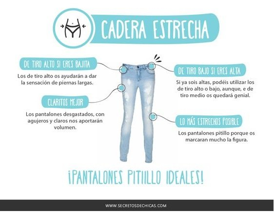 guia de pantalones