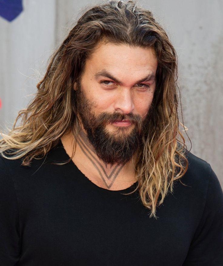 Jason Momoa Mustache: 15 Peinados Que Hacen Que Los Famosos Luzcan Más Sexis