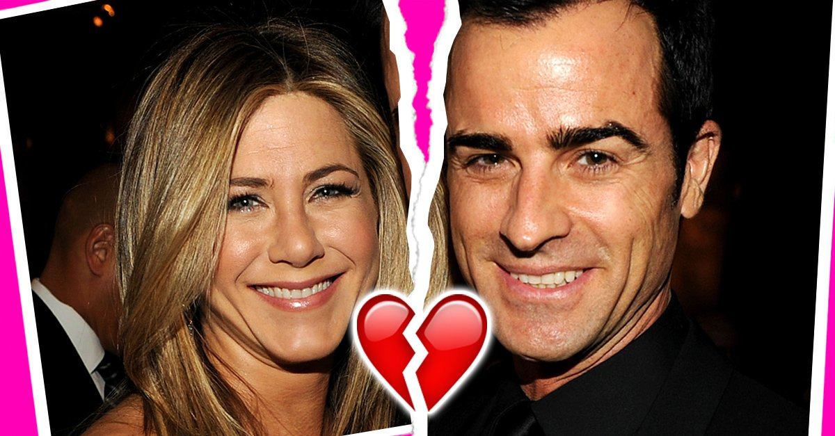 Jennifer Aniston y Justin Theroux se separan; tendra Brad Pitt algo que ver