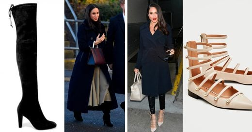 La elección de calzado de Megan Markle nos hace sentir a todas como princesas