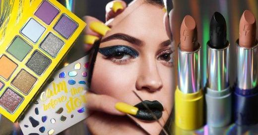 La nueva colección de maquillaje de Kylie Jenner está inspirada en Stormi