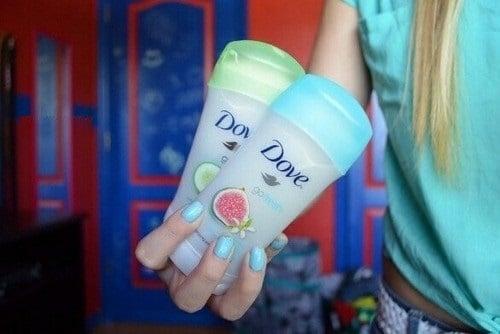 desodorantes de colores