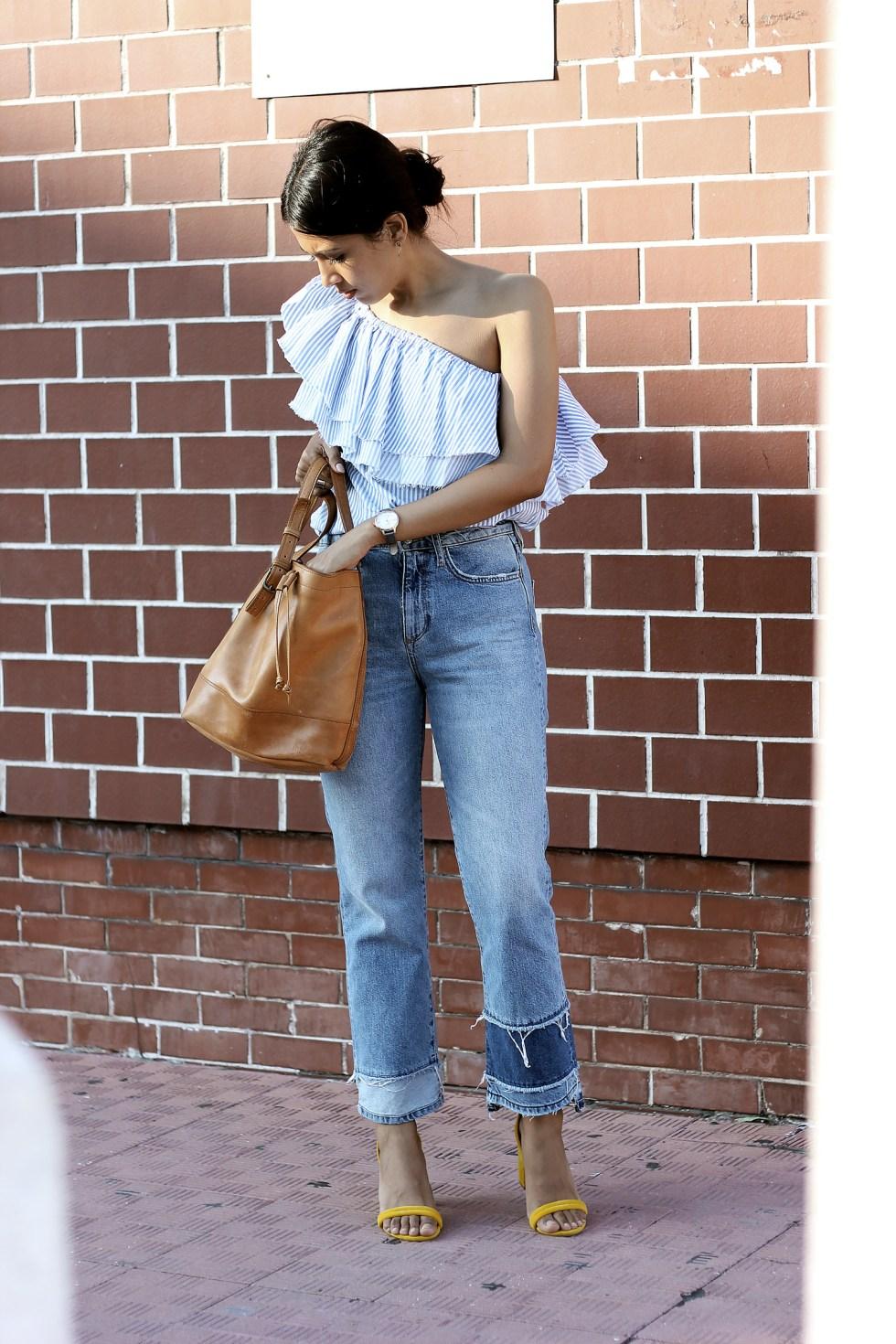 15 Prendas que son el match perfecto para tus blue jeans