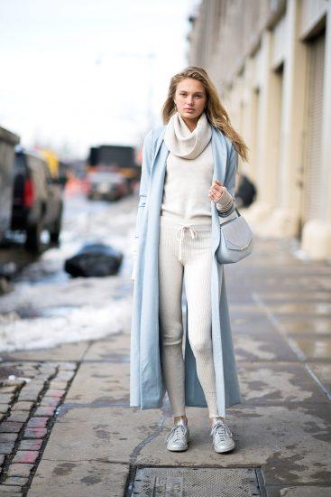 15 Outfits con tenis perfectos para ir a cualquier lugar