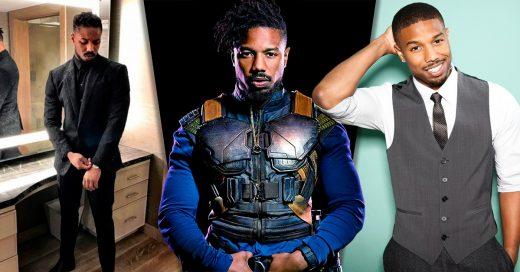 15 Razones que te harán amar a Michael B Jordan, el villano de 'Black Panther'