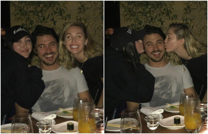 grupo de amigos comiendo en un restaurante