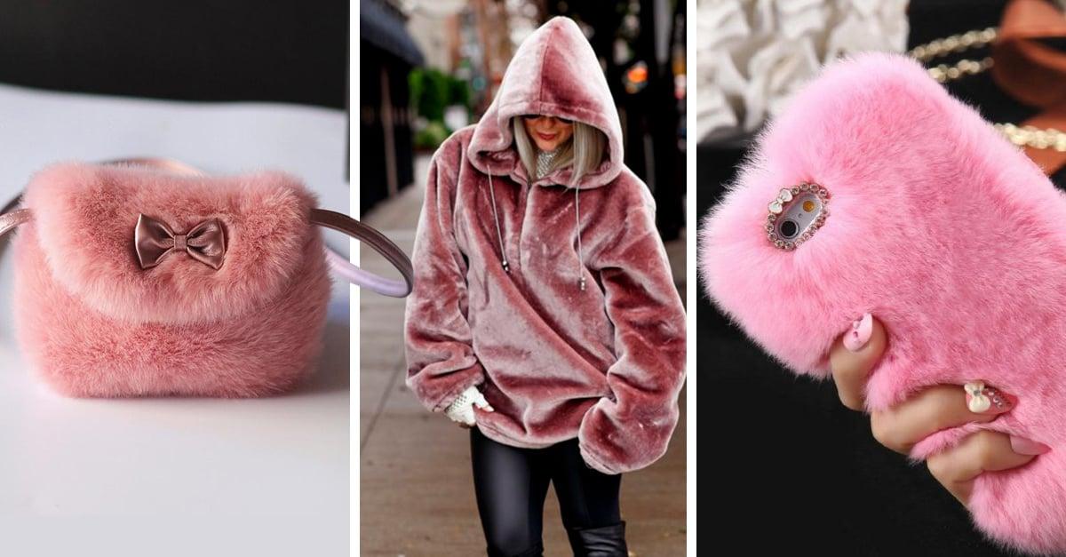 15 Prendas y accesorios pachoncitos para las chicas que aman las sensaciones suaves