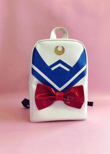 Mochila de sailor moon