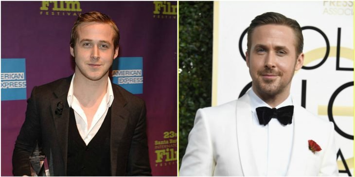 Ryan Gosling 2008-2018