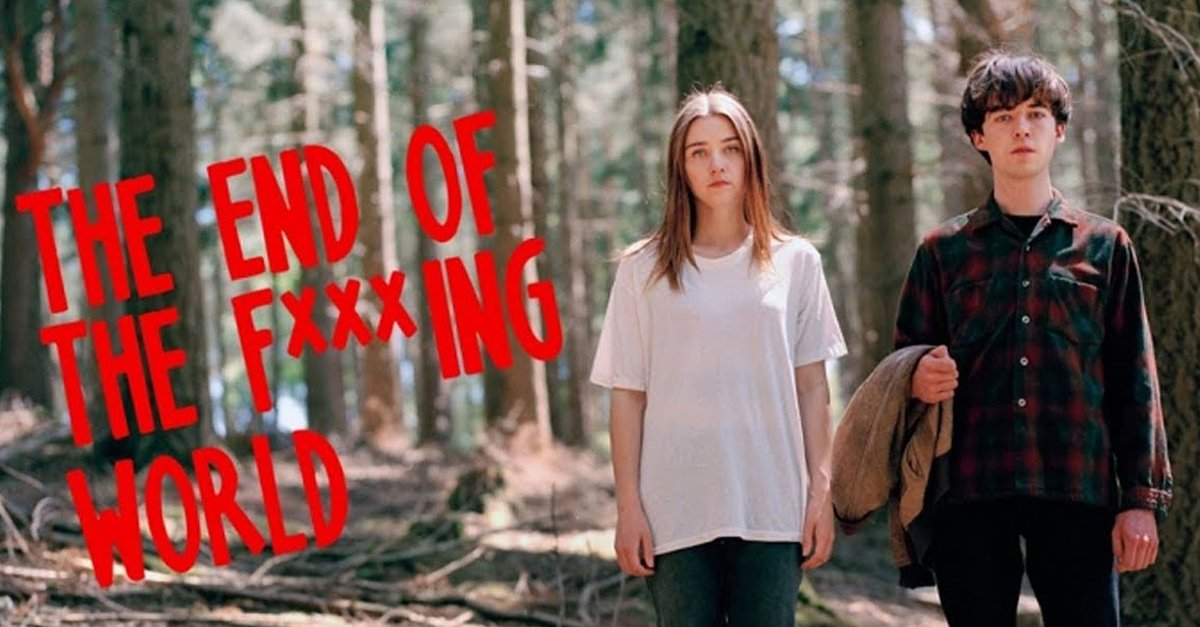 20 Razones para ver The End of the F***ing World la serie de Netflix más adictiva del momento