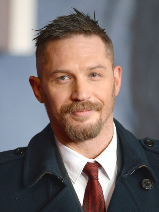 Tom hardy undercut