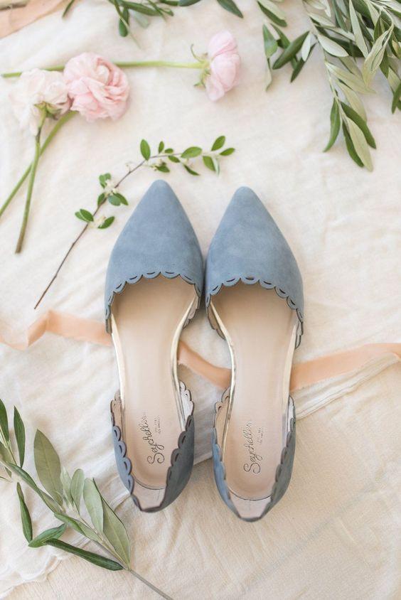 37e2b15c 15 Hermosos zapatos sin tacón para tu fiesta de 15 años
