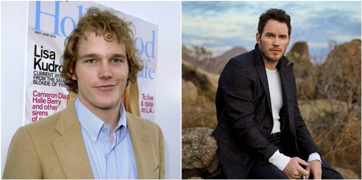 chris pratt 2008-2018