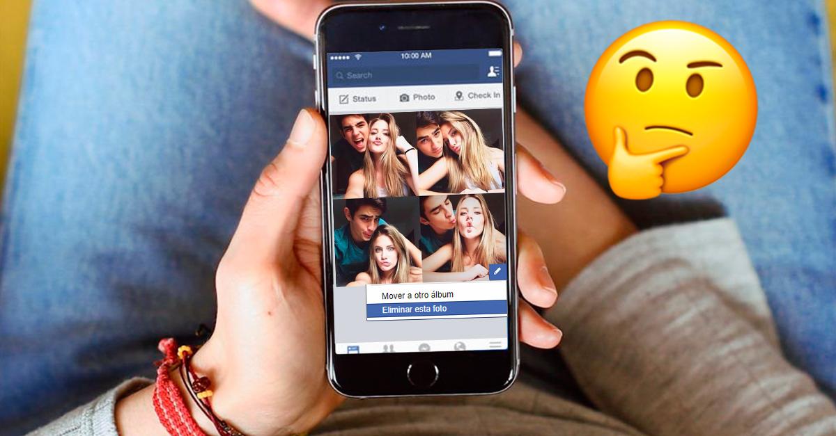 5 Razones por las que debes borrar las fotos de tu ex; es momento de comenzar de nuevo