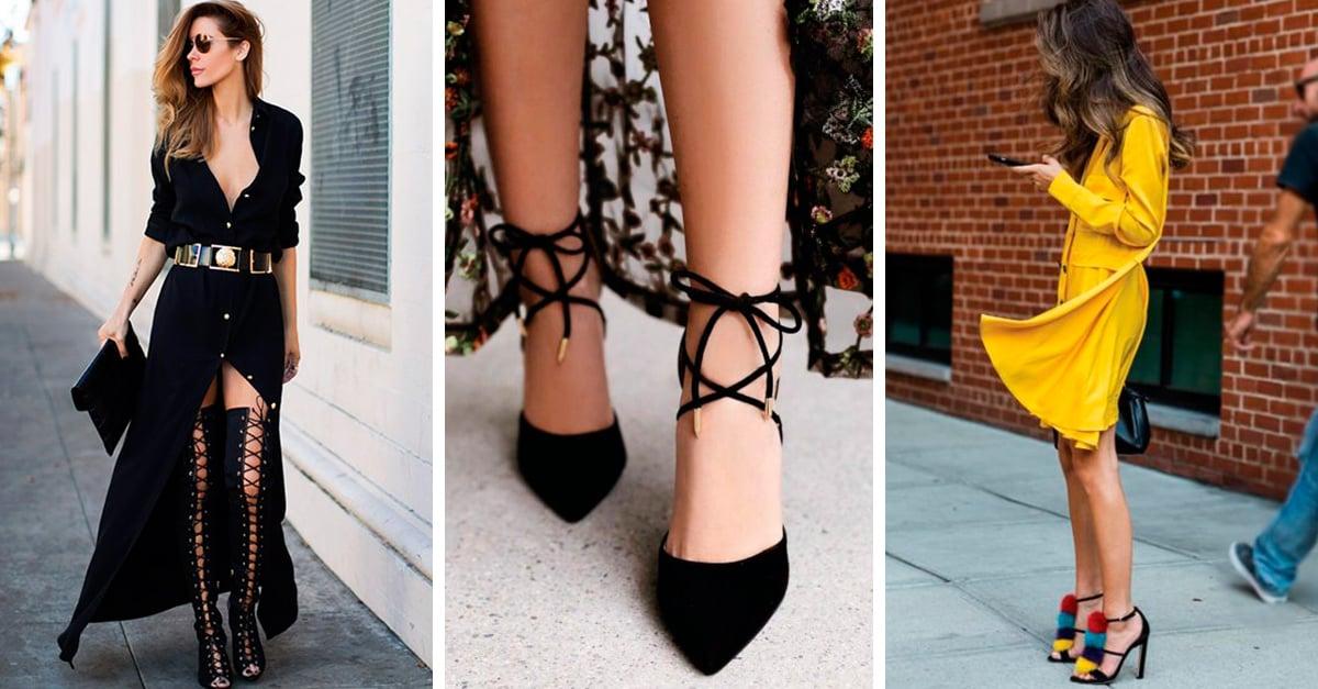 15 Estilos de Zapatos que te hacen lucir hermosa y elegante